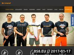Miniaturka domeny www.racquet.pl