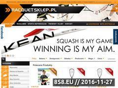 Miniaturka domeny racquetsklep.pl