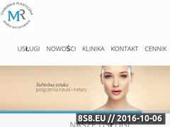 Miniaturka domeny www.raczkowska.pl