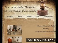 Miniaturka domeny www.radca-rudnik.pl