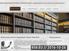 Miniaturka domeny radcakancelaria.pl