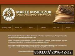 Miniaturka domeny radcamisiejczuk.pl
