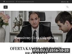 Miniaturka domeny www.radcaprawny.wroc.pl