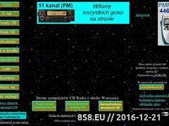 Miniaturka CB Radio Sulejówek (radioamator.elektroda.eu)