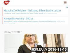 Miniaturka domeny www.radiozet.pl