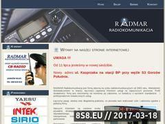 Miniaturka domeny radmarcb.pl