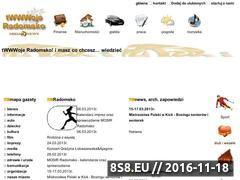 Miniaturka domeny www.radomsko.webmida.com