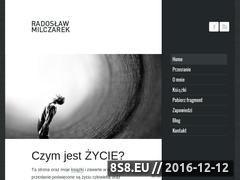 Miniaturka domeny radoslawmilczarek.pl