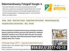 Miniaturka domeny radoslawsobik.pl