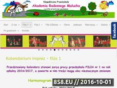 Miniaturka domeny radosnymaluch.com