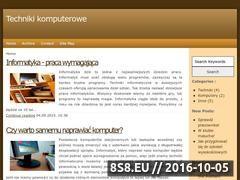 Miniaturka domeny www.rafax.com.pl