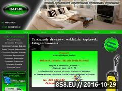 Miniaturka domeny www.rafus.pl