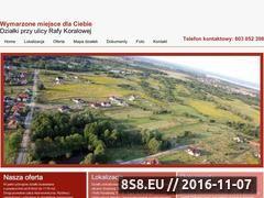 Miniaturka domeny rafykoralowej.pl