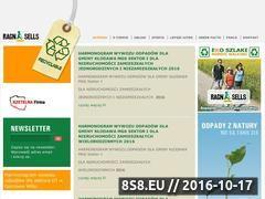 Miniaturka domeny www.ragnsells.pl