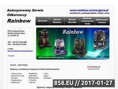 Miniaturka domeny rainbow-serwis.jgora.pl