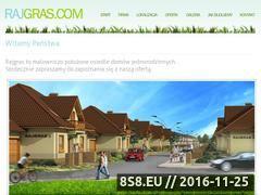 Miniaturka domeny www.rajgras.com.pl