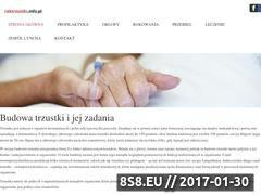 Miniaturka domeny raktrzustki.info.pl