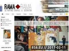 Miniaturka domeny www.ramarama.pl