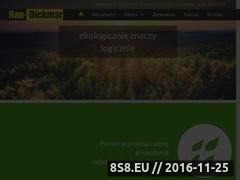 Miniaturka domeny www.ran-dickmar.com.pl