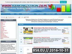 Miniaturka domeny www.ranking-stron.za.pl