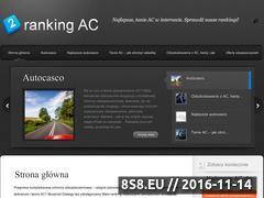 Miniaturka domeny rankingac.pl
