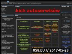 Miniaturka domeny www.rankingautoserwisow.tnb.pl