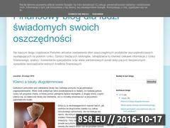 Miniaturka domeny rankinglokatbankowych.blogspot.com