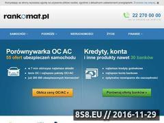 Miniaturka domeny rankomat.pl