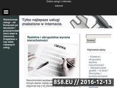 Miniaturka domeny raport-e-uslugi.pl