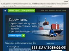 Miniaturka domeny raportzchin.pl