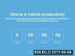 Miniaturka domeny www.ratujpc.pl