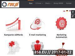 Miniaturka domeny www.rav.pl