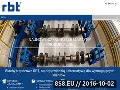 Miniaturka domeny rbt.com.pl