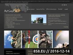 Miniaturka domeny www.rckielce.pl