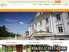 Miniaturka domeny www.rduch-borek.pl