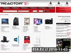 Miniaturka domeny www.reactor.pl