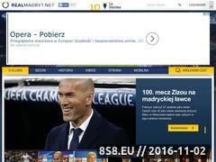 Miniaturka domeny www.realmadryt.net
