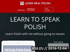 Your Polish Language Online Resource Website