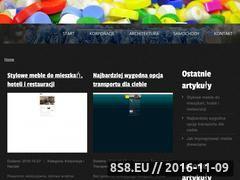 Miniaturka domeny www.recyklingtworzywsztucznych.pl