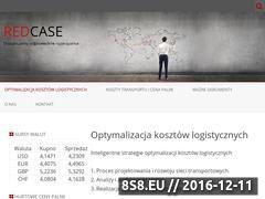 Miniaturka domeny www.redcase.pl