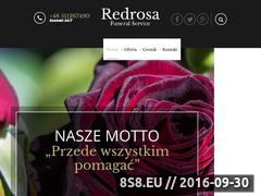 Miniaturka domeny www.redrosa.pl