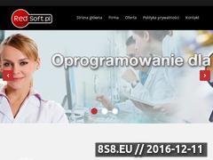 Miniaturka domeny www.redsoft.pl