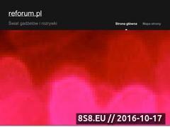 Miniaturka domeny www.reforum.pl