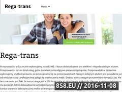 Miniaturka domeny rega-trans.pl