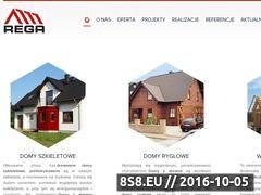 Miniaturka domeny www.rega.pl