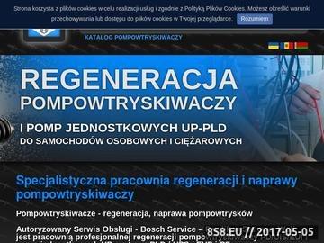 Zrzut strony Pompowtryskiwacze Passat B5