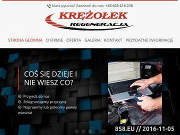Zrzut strony Regeneracja Turbosprężarek Małopolska