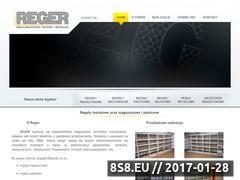 Miniaturka domeny www.reger.com.pl