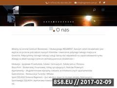 Miniaturka domeny regimentgniezno.pl