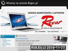 Miniaturka domeny regor.pl